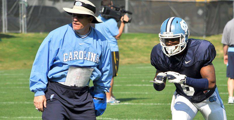 2012 Spring Practice